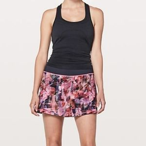 Lululemon Pace Rival Skirt (Tall) *No Panels  Sun